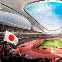 """Tokio: Stadion Olimpijski odchudzony do """"zaledwie"""" 4,7 mld zł"""