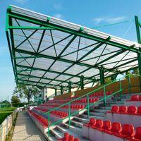 Nowe stadiony: Alwernia, Poniatowa, Żmigród