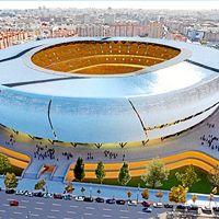 Walencja: Nowa wizja dokończenia stadionu - mniejszy i tańszy