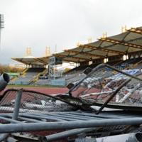 Anglia: Ruszyła rozbiórka Don Valley Stadium