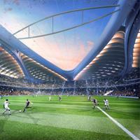 Katar: Zaha Hadid wściekła z powodu porównań stadionu do waginy