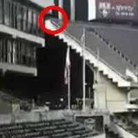 USA: Kobieta uratowana przed samobójstwem na Oakland Coliseum