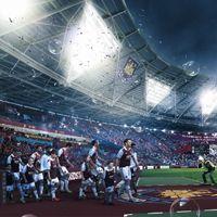 Nowy projekt: Stadion Olimpijski dla West Ham United