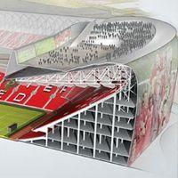 Manchester: Eksperymentalna poprawa (?) atmosfery na Old Trafford