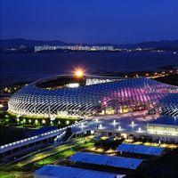 Nowy stadion: Wielki wąż z Shenzhen
