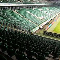 Bezpieczeństwo: Pusty stadion Legii doprowadzi do zmian?