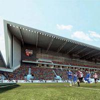 Londyn: Plany stadionu przy Lionel Road zatwierdzone
