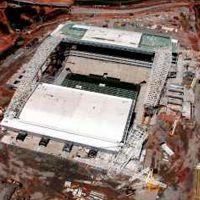 Sao Paulo: Rekordowe opóźnienie, Arena Corinthians w kwietniu