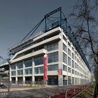 Kraków: Biura pod trybunami zajmie inwestor stadionu Wisły
