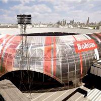 Rotterdam: De Kuip zburzone czy przebudowane?