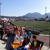 Nowe stadiony: Piątka z Maroka