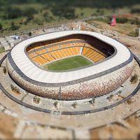 Johannesburg: Pożegnanie Mandeli na czterech stadionach
