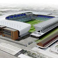 Belfast: Są pieniądze na nowy stadion narodowy