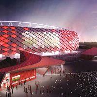 Moskwa: Stadion Spartaka droższy, za to na czas