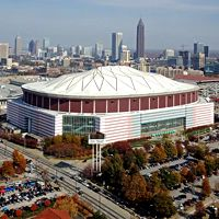 Nowe stadiony: Atlanta, St. Louis, Minneapolis, Eugene