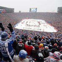USA: Nowy rekord widowni na meczu hokeja?
