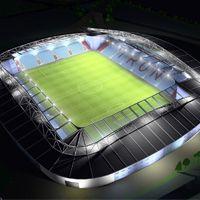 Nowy projekt: Scunthorpe pokazują przyszły stadion