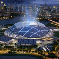 Singapur: Wielkie derby otworzą nowy stadion narodowy?