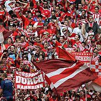 """Monachium: """"Skromne"""" podziękowanie Bayernu dla kibiców"""