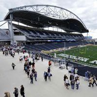 Kanada: Wykonawca przejmuje niespłacony stadion w Winnipeg