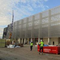 Lublin: Dach gotowy już w 90%