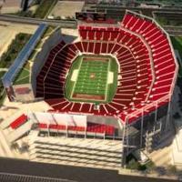 Santa Clara: Monstrualne parkingi wokół Levi's Stadium