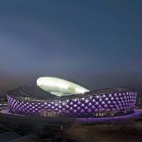 Nowy stadion: Hazza Bin Zayed Stadium