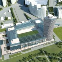 Moskwa: Stadion CSKA gotowy za rok?