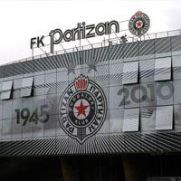 Belgrad: Stadion Partizana wreszcie czarno-biały