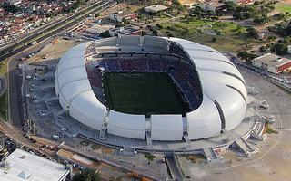 Nowy stadion: Arena das Dunas