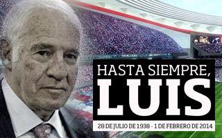 Madryt: Kibice Atletico chcą patronatu Luisa Aragonesa