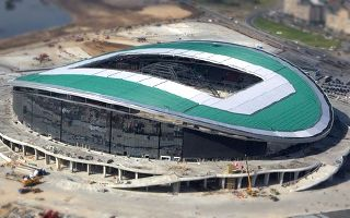 Nowy stadion: Kazan Arena