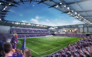 Orlando: Budowa stadionu ruszy już wiosną