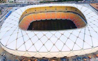 Manaus: Finisz prac na Arena da Amazonia