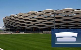 Nominacja: Basrah International Stadium