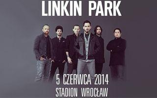 Wrocław: 5 czerwca wystąpi Linkin Park