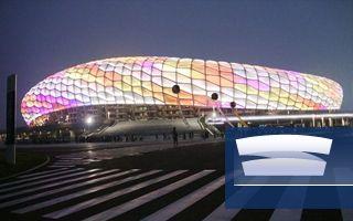 Nominacja: Dalian Sports Center Stadium