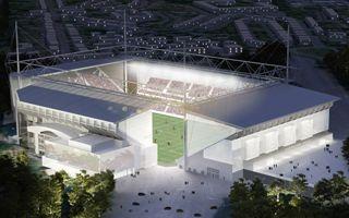 Nowe projekty: Stade Bollaert-Delelis oraz Stade de Beaublanc