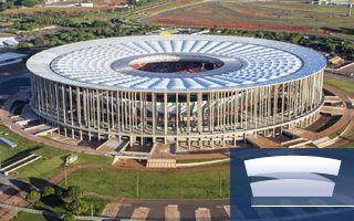 Nominacja: Estádio Nacional de Brasília