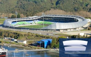 Nominacja: Estadio Regional de Chinquihue