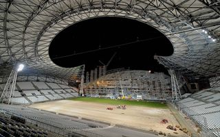 Marsylia: Ostatnia prosta na budowie Welodromu
