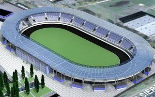 Nowy projekt: Stadion Orła Łódź w 2017?