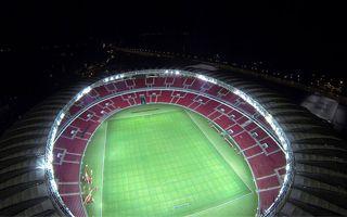 Porto Alegre: Beira-Rio na trzy dni przed otwarciem