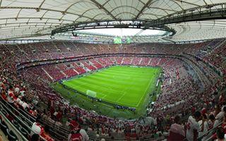 Bezpieczeństwo: Stadion Narodowy nie spełnia wymogów?!
