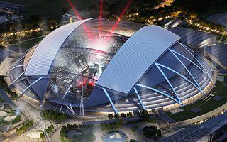 Singapur: Największa kopuła świata dwa miesiące później