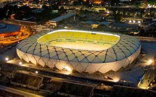 Nowy stadion: Arena da Amazonia