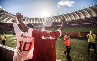 Porto Alegre: Beira-Rio znów otwarte dla publiczności