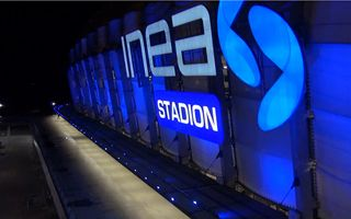 Poznań: Nowe logo już na INEA Stadionie