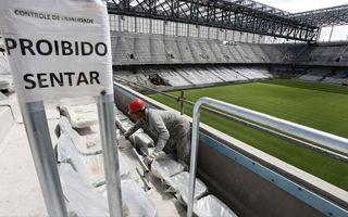 Brazylia: Kompromitacji nie ma, FIFA ocaliła Kurytybę