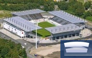Nominacja: Stadion Essen